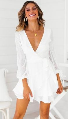 graduation outfit # graduation # graduation party graduation dress looks to get your . - graduation outfit Graduation Dress Looks To Get Your Diploma In graduat - Best Graduation Dresses, Grad Dresses, Homecoming Dresses, Dress Outfits, Fashion Dresses, Summer Dresses, Graduation Dress College Classy, White Dress Outfit, Girly Outfits