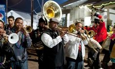 "The hit HBO  series ""Treme"" depicts an area of New Orleans with the same name."