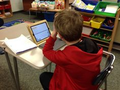 How Teacher Jim uses Typi Folio Case + Wireless Keyboard for iPad in the classroom