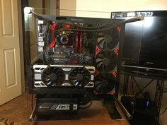Jo3jo3520's Completed Build - Core i7-6700K 4.0GHz Quad-Core, GeForce GTX 1080 8GB Superclocked Gaming ACX 3.0, Core P3 ATX Mid Tower - PCPartPicker