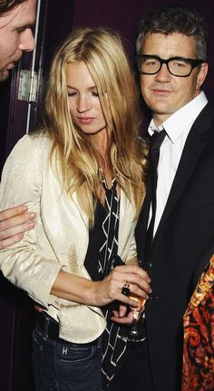 """Kate Moss - I love how in this picture she looks as if she's saying """"Don't touch what you can't afford."""""""