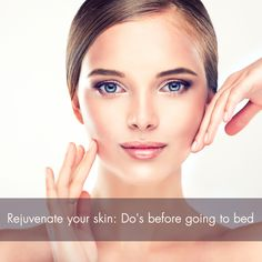 Treat skin before sleeping #skincare #antiaging #BeautyAndTheBeast  #prettytoughgirls