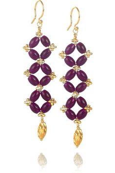 Craft Tutorial: Chan Luu knockoff Earrings