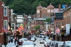 40 Charming American Towns You've Never Heard Of