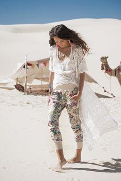 White Dunes ✧ Gypsy Hues
