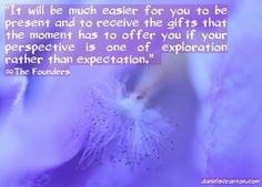 http://danielscranton.com #5D #theshift #expectations