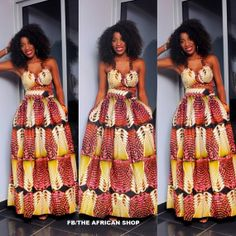 Runimi  Set by THEAFRICANSHOP on Etsy, £50.00
