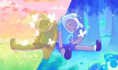 Sleepy finns by Daycolors on DeviantArt Adventure Time Wallpaper, Adventure Time Anime, Spideypool, Avenger Time, Im Poppy, Finn The Human, Instagram Story Viewers, Jake The Dogs, Fist Bump
