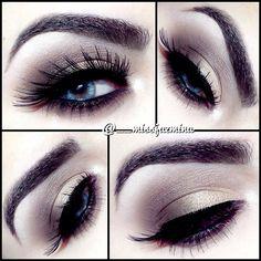 Makeup by @_missjazmina #AMAZING