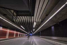 Spoorzone Delft architectuur fotografie