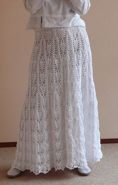 Crocheted Skirt | Flickr - Photo Sharing!