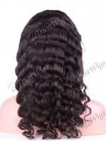 Peruvian Virgin Hair Full Lace Wig Tight Body Wave VFLW276