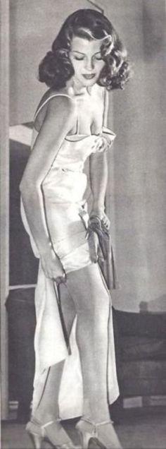 The great & beautiful Rita Hayworth