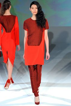 Chalayan - Fall 2012 Ready-to-Wear
