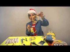 #MinionsatTarget #ad Ornamentos navideños inspirados en la película Minions. #MinionsAtTarget - ChecaLAMovie