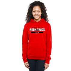 S.E. Missouri State Redhawks Women's Team Strong Pullover Hoodie - Scarlet - $64.99