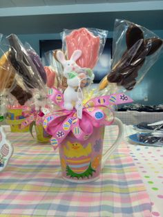 Adorable Easter Gift from our very own Sr. Gretchen