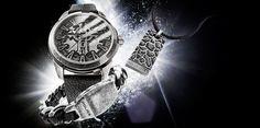 Asteroid Cowboy / アステロイド ・ カウボーイ 映画「Batman v Superman / バットマンVSスーパーマン」 - POLICE、BvSモデルの時計2種類、劇中映像を交えたCMを公開