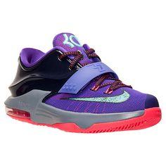 d6c9b3d36ab8 Boys  Big Kids  Nike KD 7 Basketball Shoes
