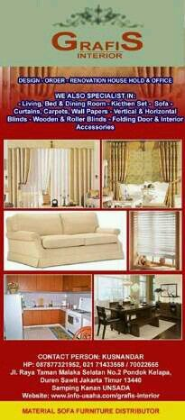 Promo sofa & kitchen set