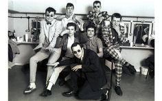 The 'nutty' boys: Madness still convey the sense of fun that made them so big in 1981 (Interview from The Telegraph with Suggs, Oct. 2012).