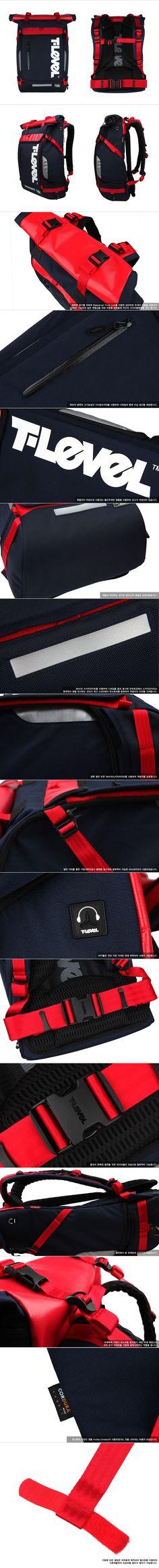 T Level rolltop bag...check!! :D
