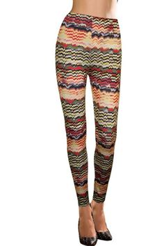 a3c6b1f5c8cd4 Amazon.com: Amour- Women Popular Animal Pattern Ankle Length Footless  Legging Tregging Tight (Brown Aztec:BS103): Clothing $9.99