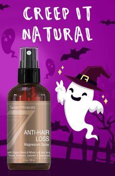 Anti-Hair Loss Magnesium Spray, 4 Oz