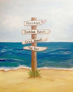 Island Palm Trees Sunset Embossed Metal License Plate tag sign Beach Sea Shore