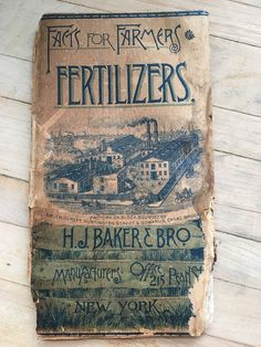 A personal favorite from my Etsy shop https://www.etsy.com/listing/507753568/antique-advertising-ledger-calender-for