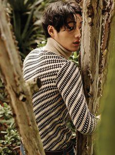 Shon Min Ho ph Kim Hyung Sik for GQ Korea April 2015