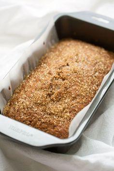 Autumn Spiced Zucchini Bread