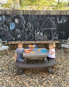 How to make a giant outdoor chalkboard! #ad Wonderful Halos #GoodChoiceKid | 1000 - Modern | 1000 Chalkboard Wall Bedroom, Chalkboard Paint, Outdoor Chalkboard, Chalk Holder, Budget Crafts, How To Make Paper Flowers, Christmas Paper Crafts, Outdoor Furniture Sets, Outdoor Decor