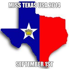 MISS TEXAS USA 2014