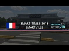 This is the video recording from the highway to the Smart Factory from Smartville - Hambach - France.