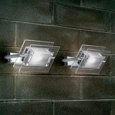 I TRE 360-200 LAMPADA DA PARETE NIKEL $184,34