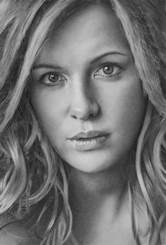 Incredible Pencil Drawing by Brian Duey