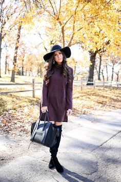 First of all, I thought it'd be fun to pull some #TBT photos from overthe years with fall outfits that can still be re-created! I dothis every fall, so some of my older outfits have been used in the