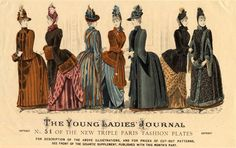 The Myrtle Tyrrell Kirby Fashion Plate Collection