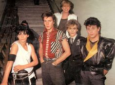 Duran Duran...saw them in 1984 in Greensboro and 2007 in Raleigh...