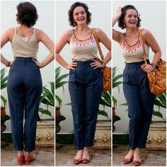 blog v@ LOOKS | por leila diniz: TUDO JUNTO E MISTURADO parte 2: looks terça (calça cenoura) e quarta (calça amarela) + DEUS: ser, somente ser