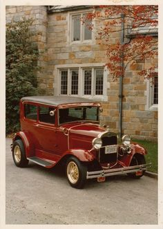 Model A from the 70's