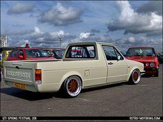 VW MK 1 | VW Golf Mk1 Caddy H523GUD | Flickr - Photo Sharing!