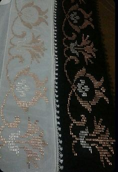 This Pin was discovered by Mih Weaving Patterns, Diy And Crafts, Cross Stitch, Embroidery, Hardanger, Needlepoint, Manualidades, Punto De Cruz, Loom Patterns