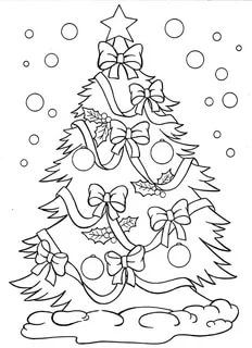 Christmas tree – coloring page: Make your world more colorful with free printable coloring pages from italks. Our free coloring pages for adults and kids. Free Coloring, Adult Coloring Pages, Coloring Pages For Kids, Coloring Books, Kids Coloring, Christmas Tree Coloring Page, Christmas Coloring Sheets, Colorful Christmas Tree, Christmas Colors