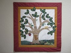 pictures of family tree quilts | Family Tree Quilts. $135.00, via Etsy.