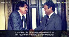Reconhecido pelo seu belo trabalho. #obrasiltemjeito #aecioneves #paramudarobrasil