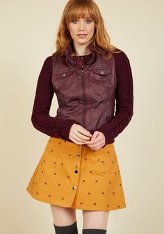 Open Road Odyssey Jacket in Merlot