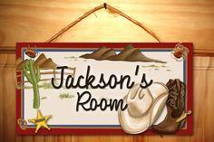 Jackson - Cow Print Bedroom Theme Ideas's room on Pinterest