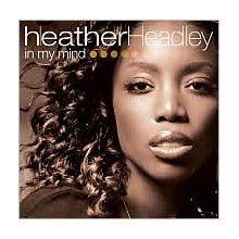 CD: Heather Headley - In My Mind